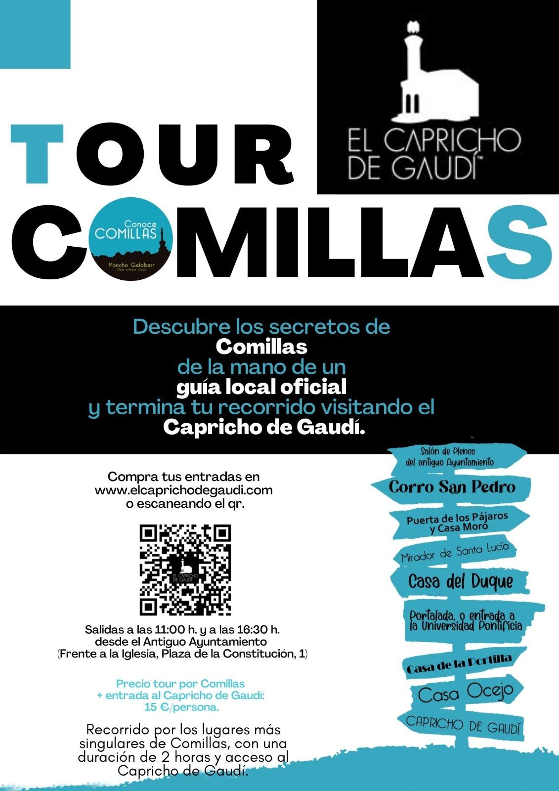 Tour Comillas CONOCE COMILLAS
