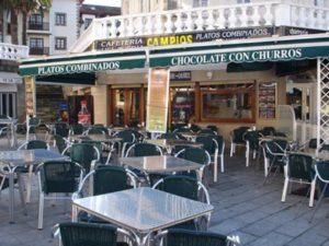 Cafetería Campíos