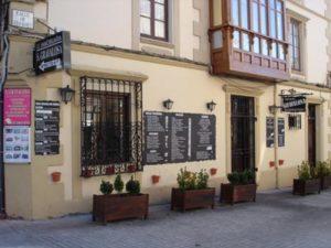 Restaurante Gravalosa