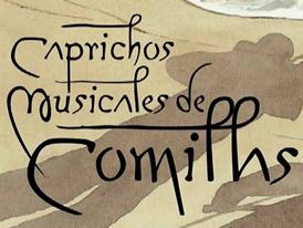 XV Classical Music Cycle Caprichos Musicales de Comillas