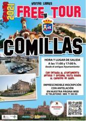 Visitas guiadas por Comillas primavera-verano 2021