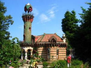 Horarios monumentos Comillas (Julio 2021)