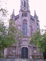 Chapelle panthéon des marquis de comillas