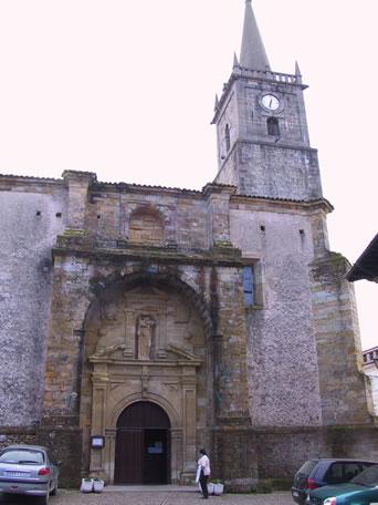 Église paroissiale de san cristobal