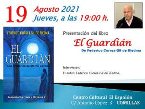 PRESENTACIÓN LITERARIA «EL GUARDIÁN»