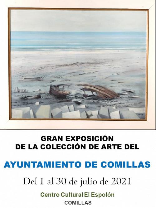 COLECCIÓN DE ARTE DEL AYUNTAMIENTO DE COMILLAS