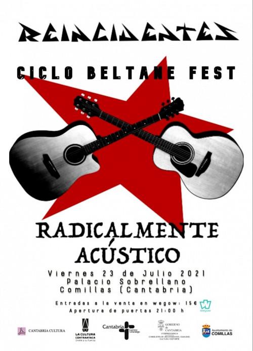 REINCIDENTES CICLO BELTANE FEST 2021