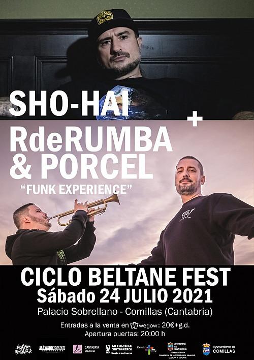 SHO HAI Y R DE RUMBA BELTANE FEST 2021