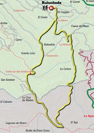 Ruta 5: La Ermita de San Esteban y el Valle del Río del Mato