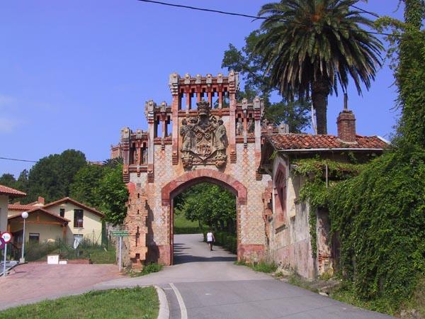 Puerta de la Universidad Pontificia