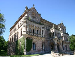 El Palacio de Sobrellano
