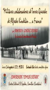 «Militares colaboradores de Torres Quevedo: de Alfredo Kindelán…a Franco»