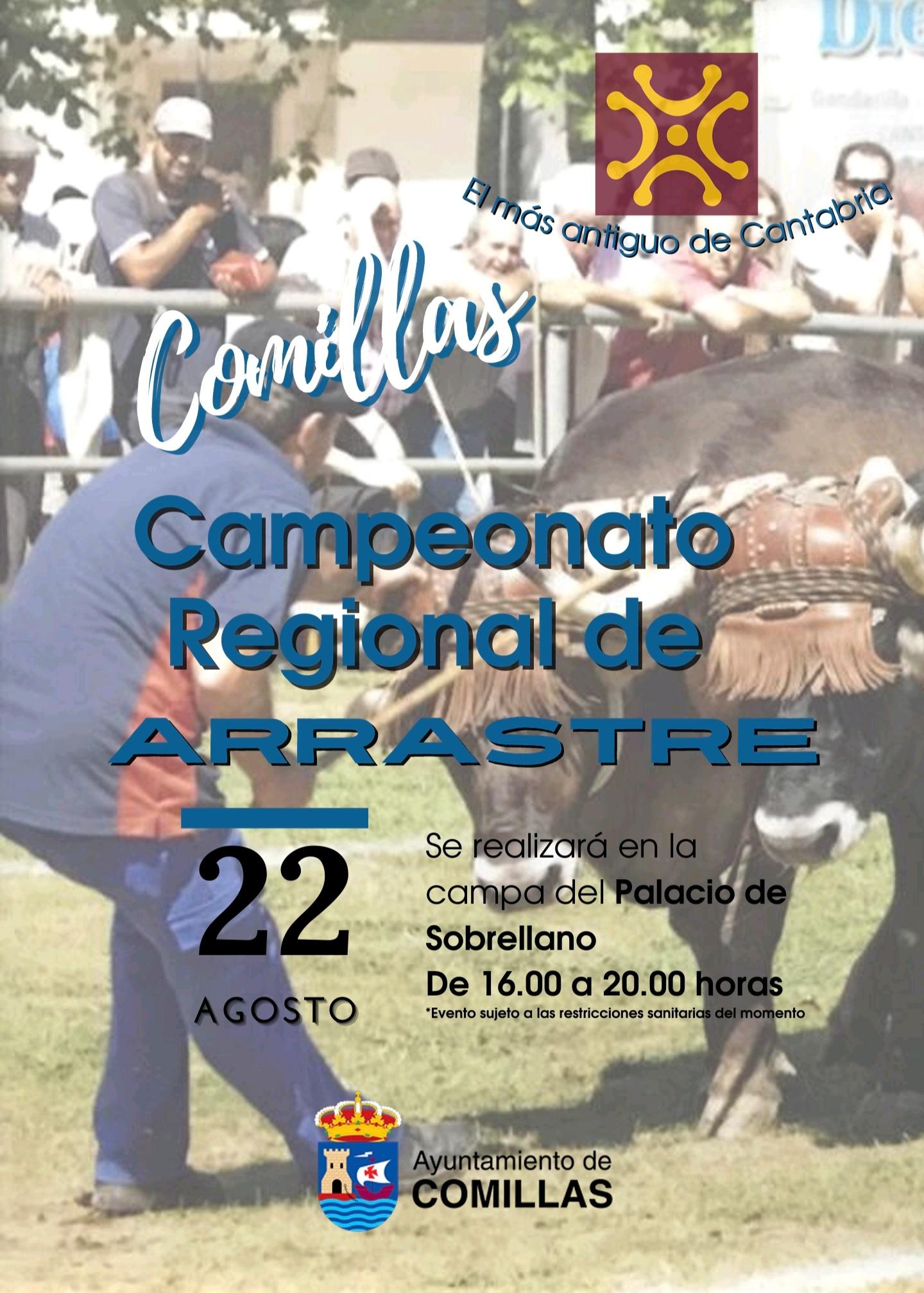 CAMPEONATO REGIONAL DE ARRASTRE