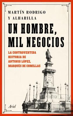 Presentación del libro «Un hombre, mil negocios» de Martín Rodrigo Alharilla
