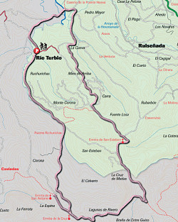 Route 7: The hermitages in Monte Corona