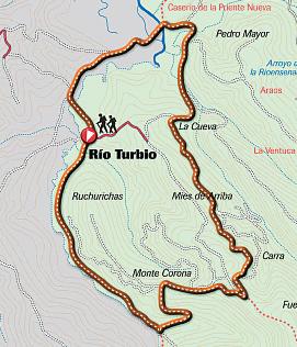 Route 6: Monte Corona