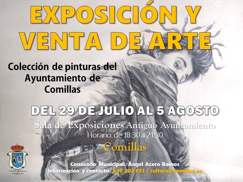 COLECCIÓN DE PINTURAS DEL AYUNTAMIENTO DE COMILLAS