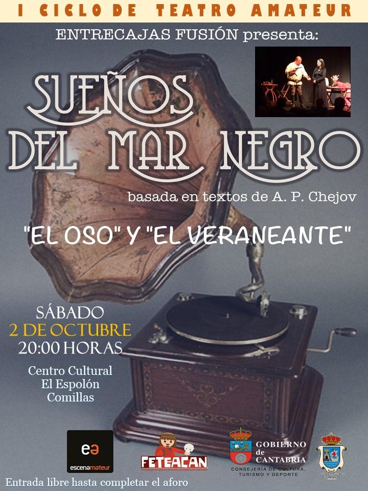 SUEÑOS DEL MAR NEGRO