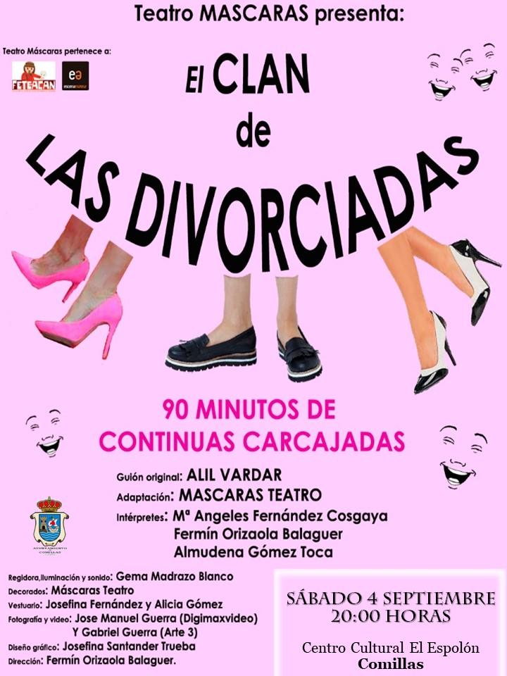 EL CLAN DE LAS DIVORCIADAS